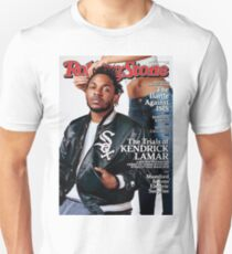 Kendrick Lamar Slim Fit T-Shirt