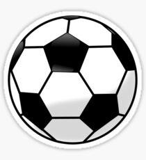Soccer Ball Sticker