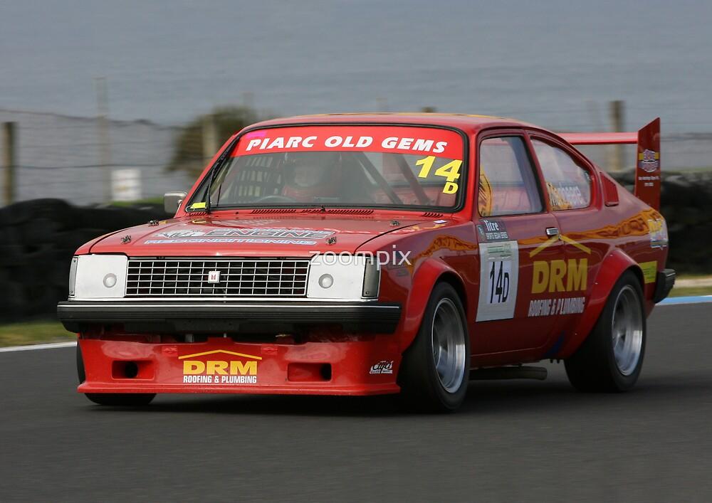 Racing Red Gem by zoompix