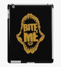 Bite Me Shark iPad Case/Skin