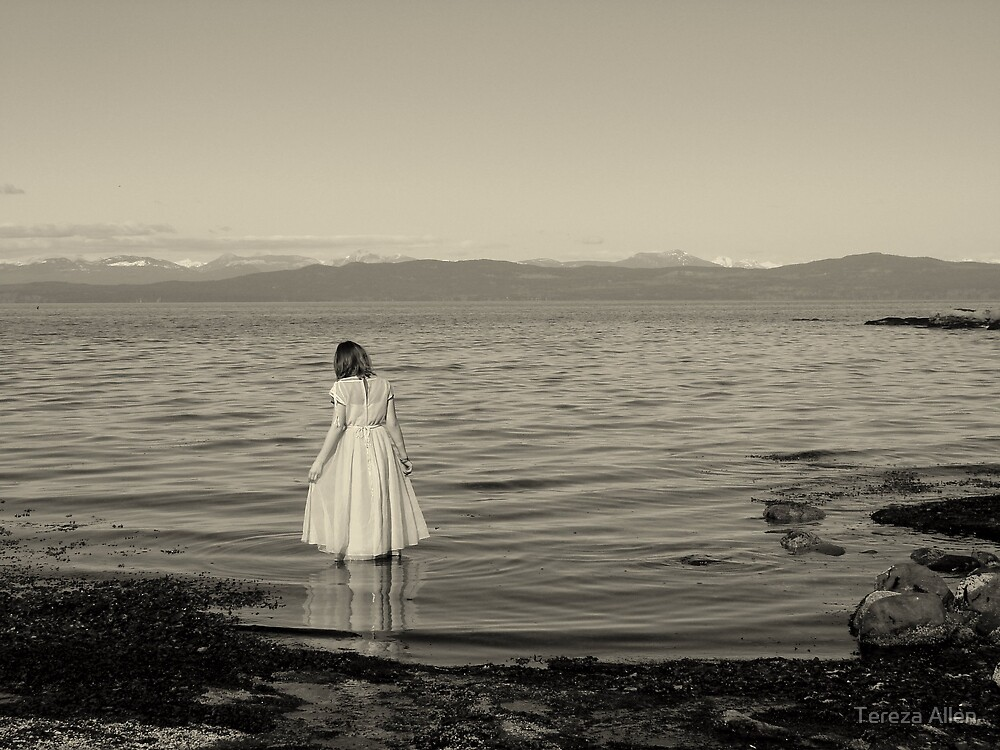 Black And White by Tereza Allen