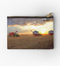 Sun Sets  Softly At Youanmite.... Studio Pouch