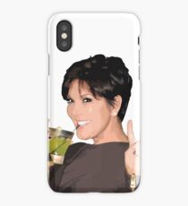 Kris Jenner iPhone Case/Skin