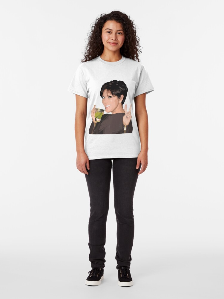 Alternate view of Kris Jenner Classic T-Shirt