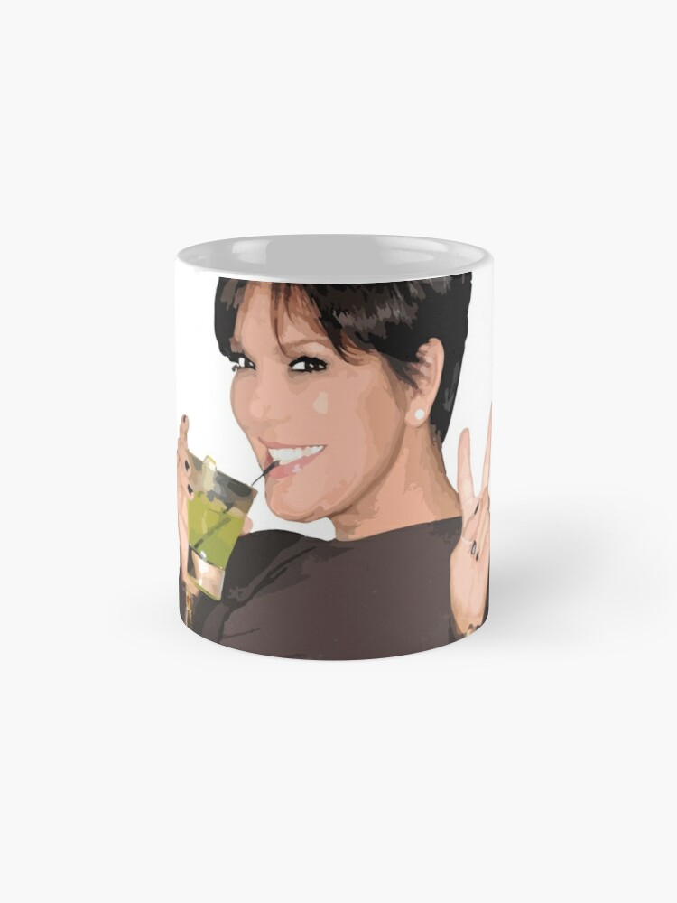 Alternate view of Kris Jenner Mug