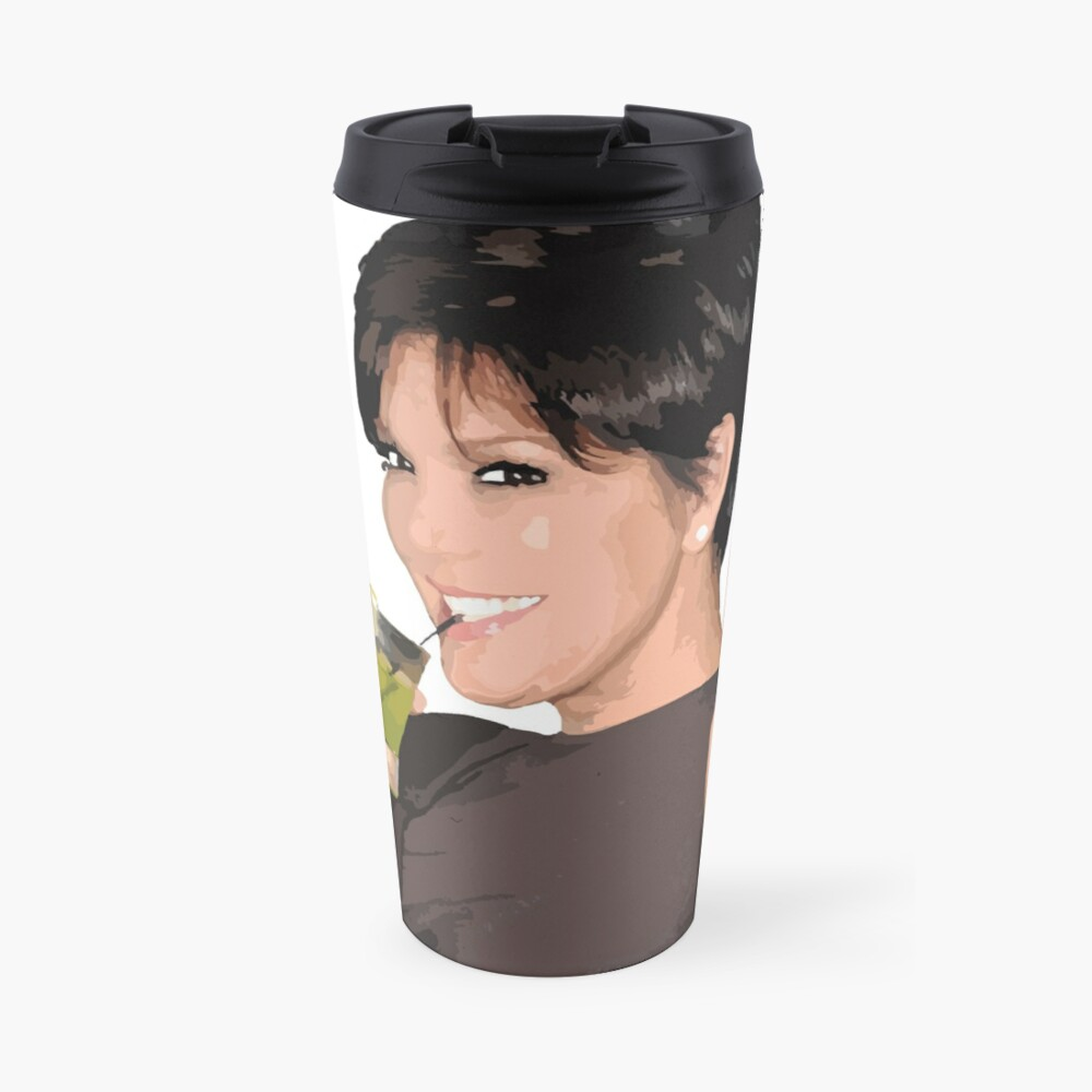 Kris Jenner Travel Mug