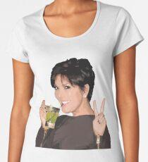 Kris Jenner Women's Premium T-Shirt