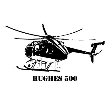 Hughes 500 Helicopter by PrecisionHeli