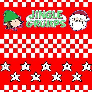 Merry Grump-mas by BandKids4Life