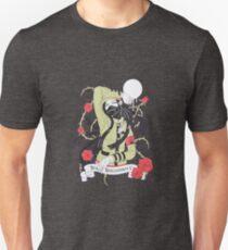Camiseta unisex Danganronpa V3 Killing Harmony: Korekiyo Shinguji Pastel (Nuevo Danganronpa V3)