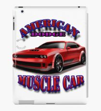 Dodge-Sport cars-Accessories. iPad Case/Skin