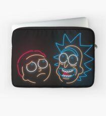 We're Neon Morty Laptop Sleeve