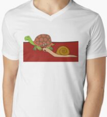 Fast And Furious Mens V-Neck T-Shirt