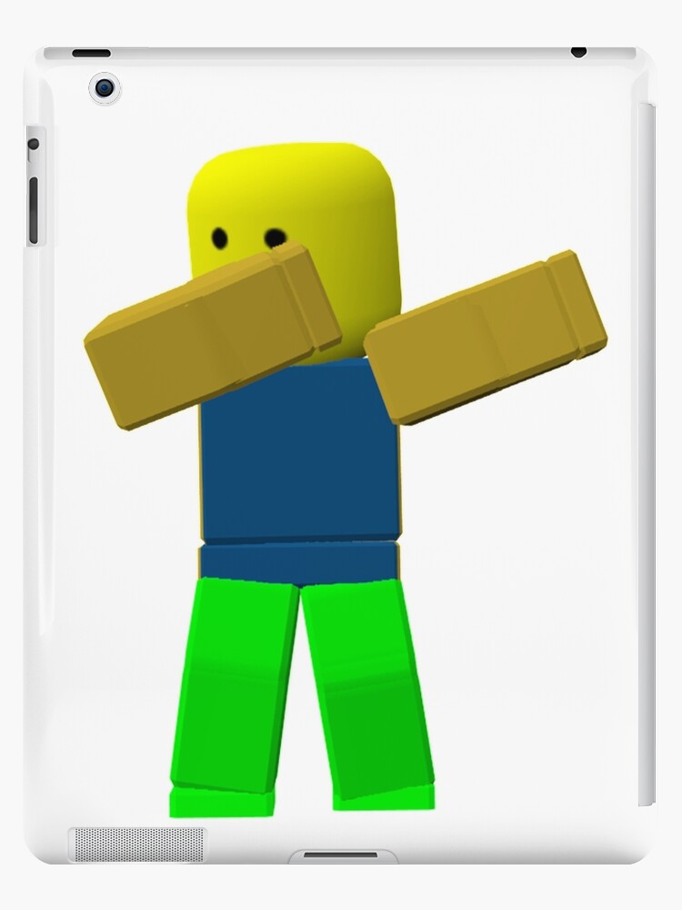 Cool Roblox Noob Dabbing Stickers And More By RecordingBlock