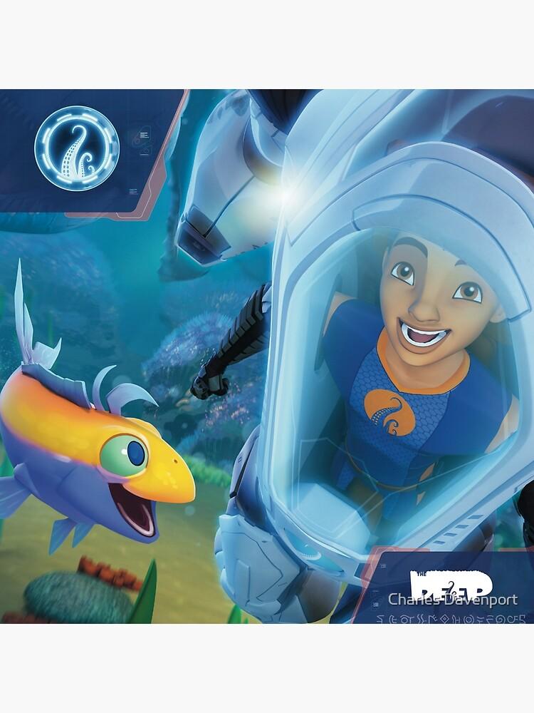 The Deep - Ant & Jeffery by cdavenport4