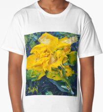 Golden (Acrylic) Long T-Shirt
