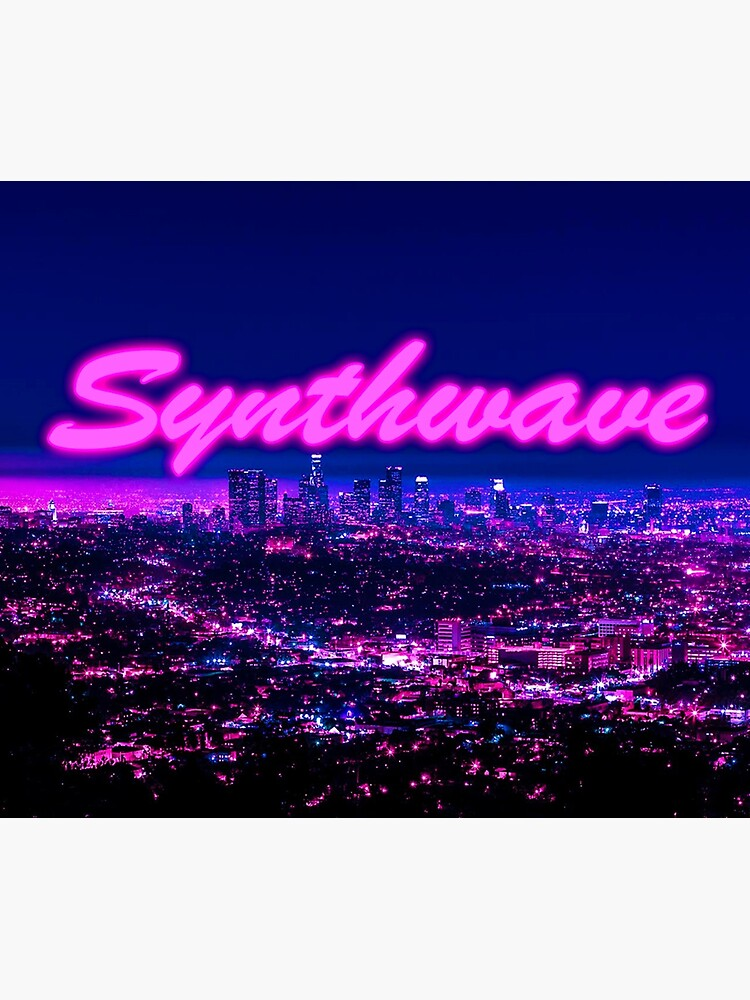Synthwave | Wall Tapestry