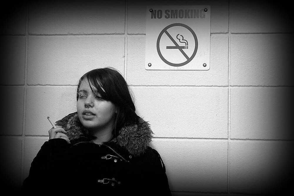 Thank You For Smoking by Sarah  Étoile