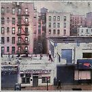 Walking on Webster Avenue by Mary Ann Reilly