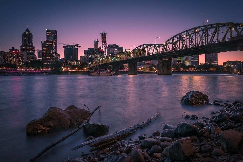 Portland, Oregon by mattmacpherson