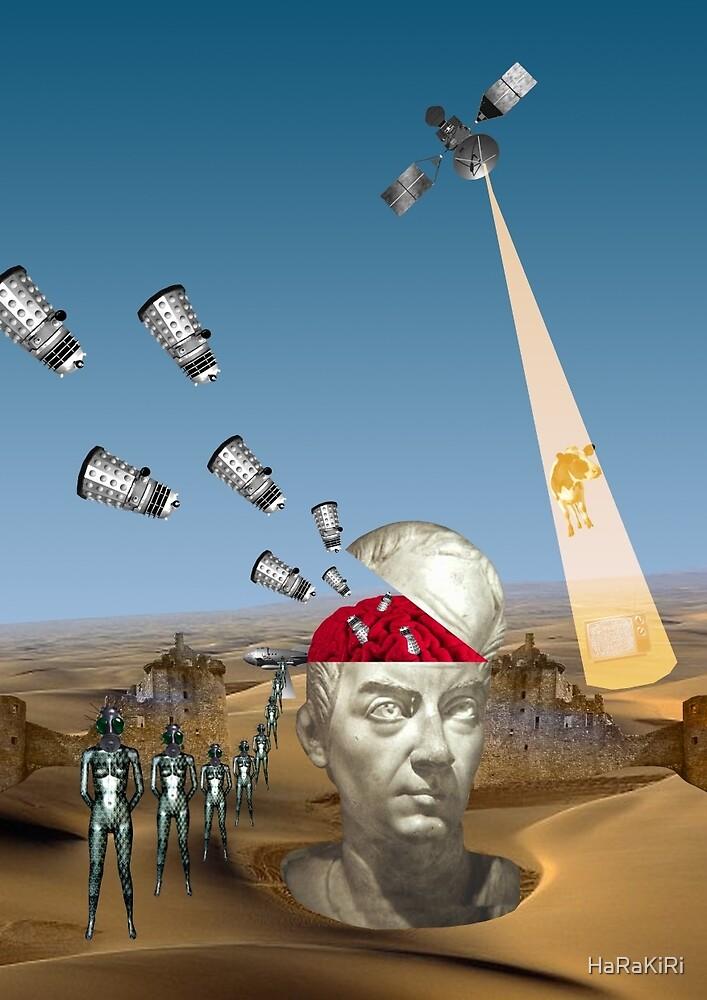 I've got Dalek's on my mind by HaRaKiRi