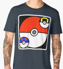 Get Pokéd! Men's Premium T-Shirt