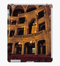 Hungarian State Opera House iPad Case/Skin