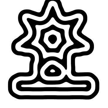 Star alien logo by philbotic