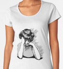 bored Women's Premium T-Shirt