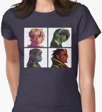Hyrule Days Women's Fitted T-Shirt