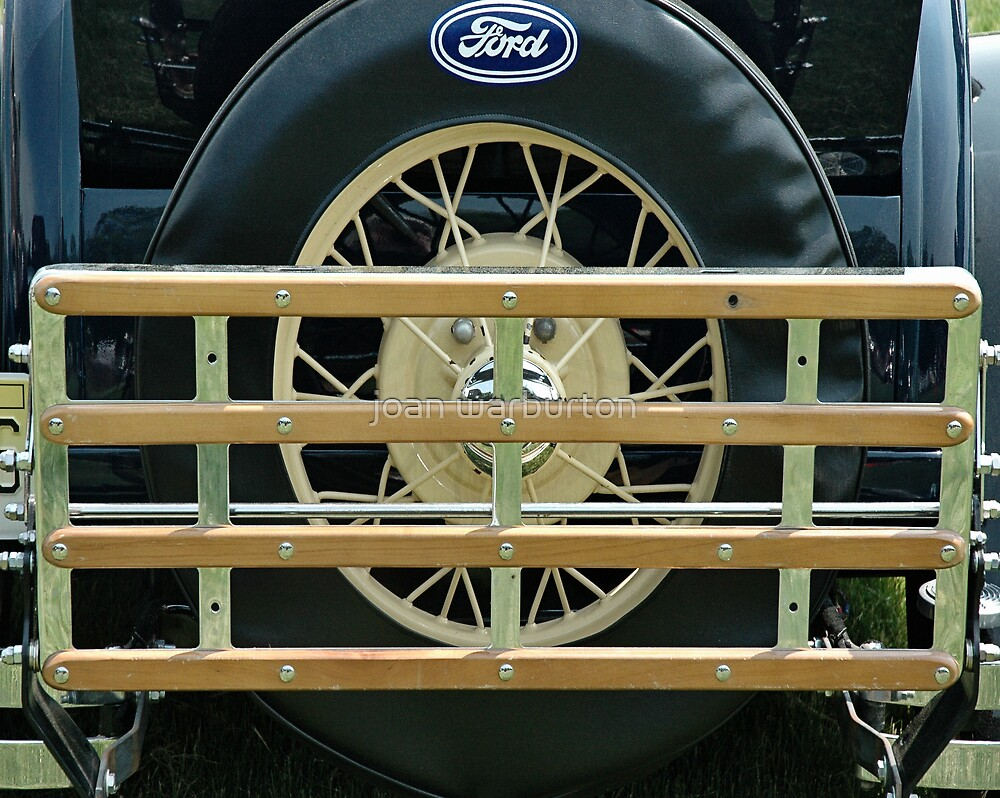 Have U Driven A FORD Lately? by joan warburton