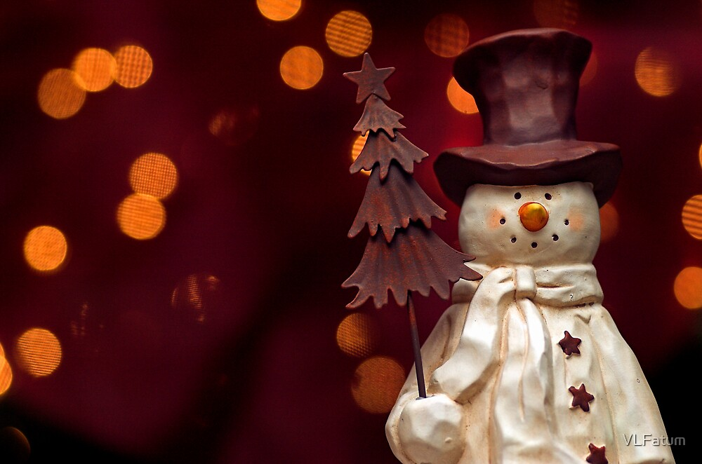 Snowmen fall from heaven unassembled by VLFatum