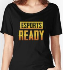 eSports Ready Women's Relaxed Fit T-Shirt