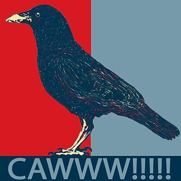 CAWWW!!!!! by MohrCreations