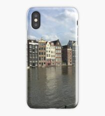 Houses on Water iPhone Case/Skin