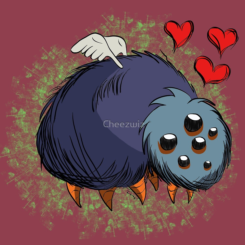 Gloomer, Don't Starve by Cheezwiz
