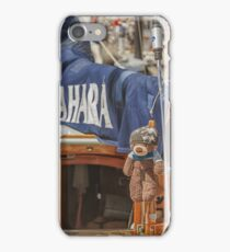 Hanging From The Yard Arm iPhone Case/Skin