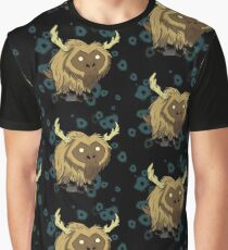 Beefalo, Don't Starve Graphic T-Shirt