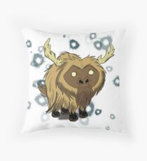 Beefalo, Don't Starve Throw Pillow