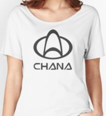 Chana Automobile logo Women's Relaxed Fit T-Shirt