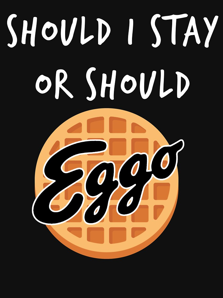 Stranger Things - Should I Stay or Should - Eggo parody by jennycubs