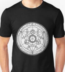 Fullmetal Alchemist Transmutationskreis Unisex T-Shirt
