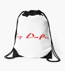 Tony DuPuis Signature WoRx Drawstring Bag
