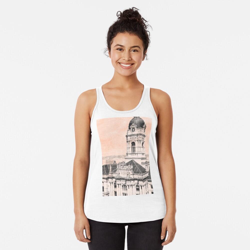 Bellas Artes Camiseta con espalda nadadora