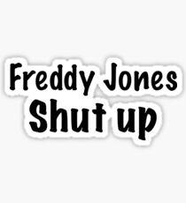 School of Rock Freddy Jones Sticker