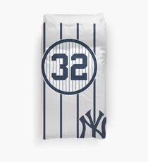 NY Yankees 32 Elston Howard - Custom Duvet Cover