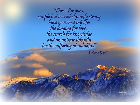 PASSIONS by Charmiene Maxwell-Batten