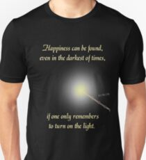 HP happiness quote T-Shirt