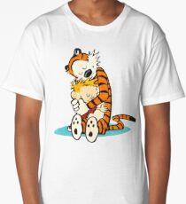 Calvin Hobbes Long T-Shirt