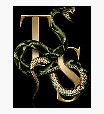 Taylor Swift - Snake Photographic Print